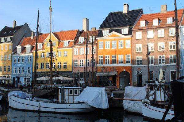 Nyhavn in Kopenhagen