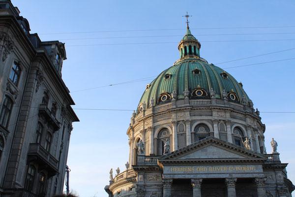 Fredriks Kirche in Kopenhagen
