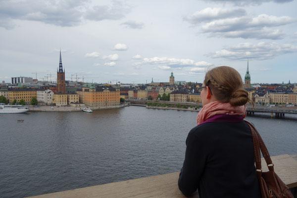 Daniela in Stockholm