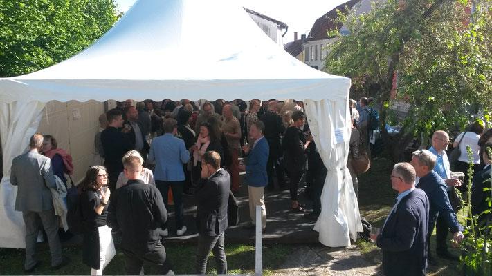 Veranstaltung des Newman-Institutes auf der Almedalwoche in Visby