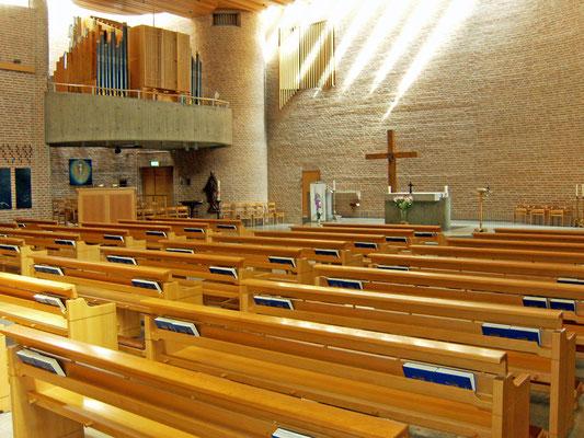 St. Eugenia in Stockholm.