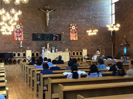 Arbeit in der Gemeinde St. Johannes