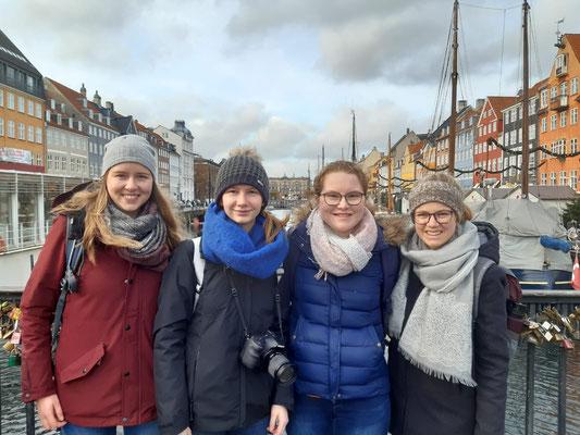 Besuch in Kopenhagen