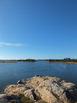 Auf der Insel Gräsö