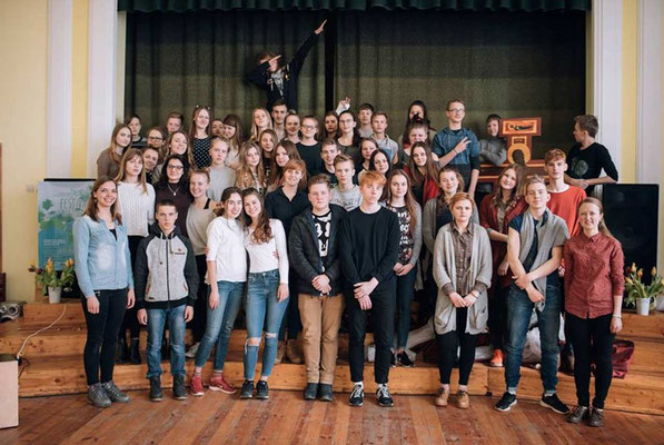 Oasis Jugendcamp - Illukste 2017