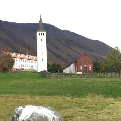 Kirche in Hólar