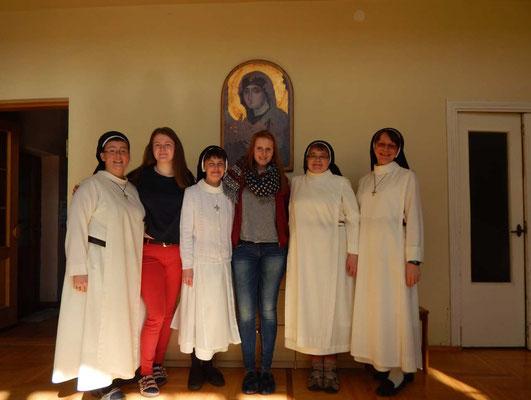 Dominikanerinnen von Bethanien und Hannah Olbrich