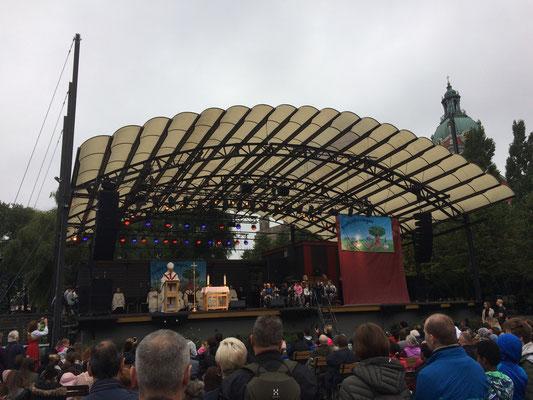 Franziskustag in Stockholm