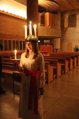 Elisabeth Schwake als Lucia