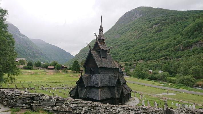 Stabkirche in Borgund