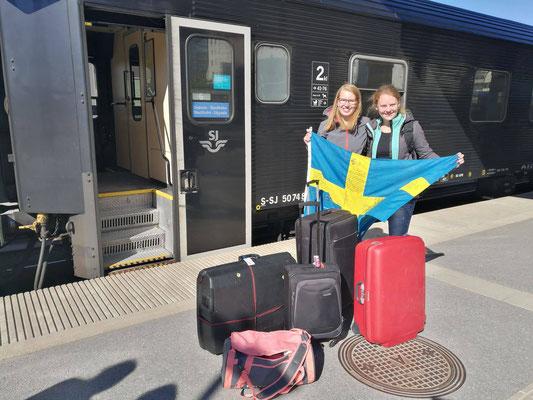 Abschied von Anne Hemken und Maris Lohmöller