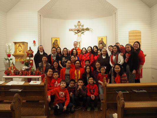 St. Peter Gemeinde an Santo Niño