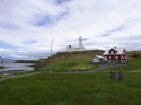 Kirche von Stykkisholmur