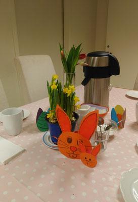 Ostern bei der Caritas