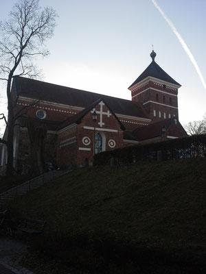 Heilige Dreifaltigkeitskirche Uppsala