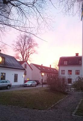Das Studentenwohnheim