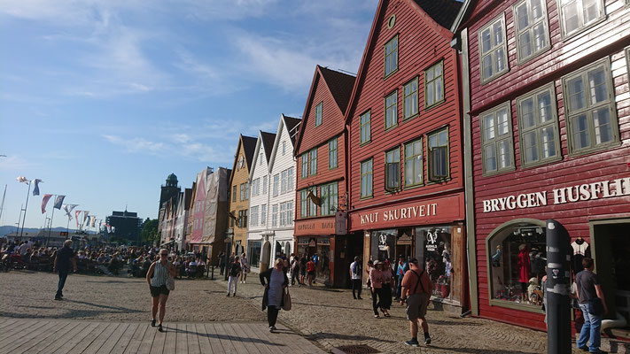 Besuch in Bergen