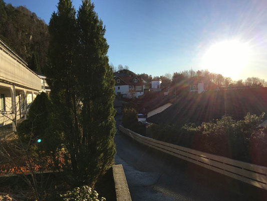 Wohnsiedlungen in Bergen