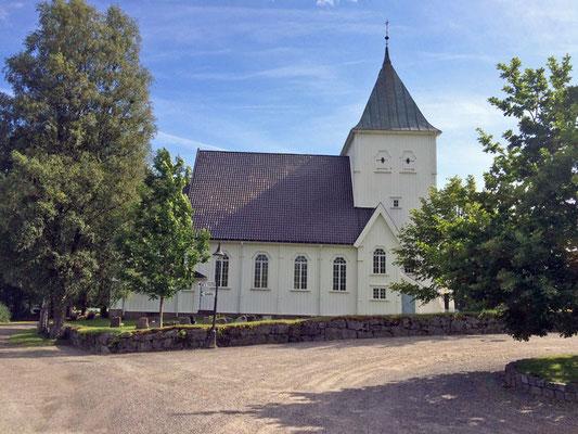 Die Frogener Kirche.