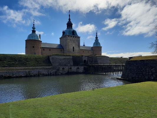 Schloss in Kalmar