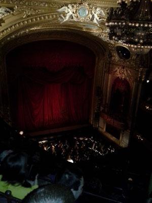 Opernbesuch in Stockholm