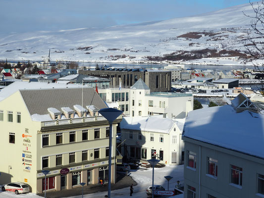 Akureyri Zentrum