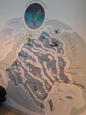 Der wirklich hohe Norden in Kiruna