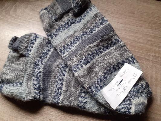 Heren sneaker sokken maar 43/44 € 7,50