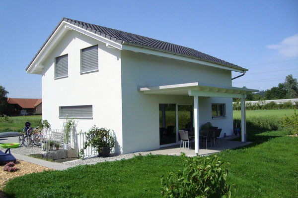 EFH Monhart, Strengelbach