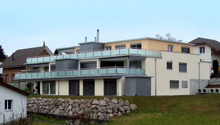 MFH Höhenweg, Safenwil