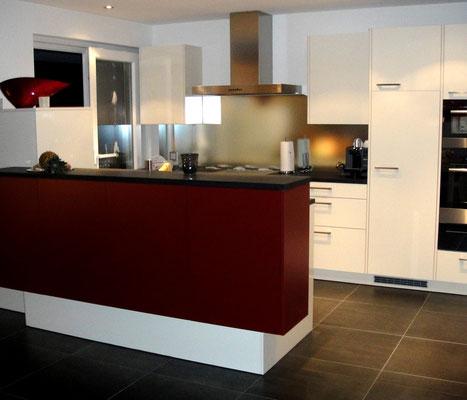 Küchenumbau Rulli, Safenwil
