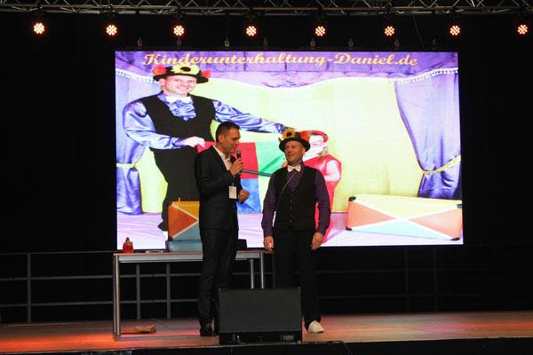 Kinderunterhalter - Messe-& Veranstaltungspark Löbau 2016