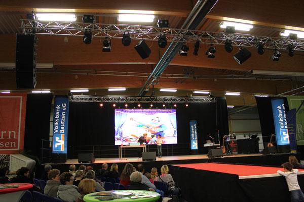 Kinderunterhaltung - Messe-& Veranstaltungspark Löbau 2016