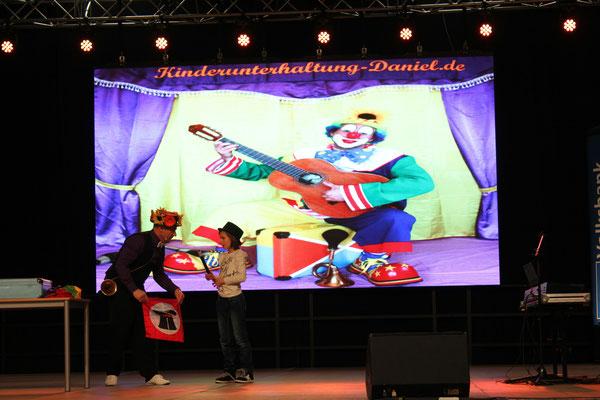Kinderunterhaltung Messe-& Veranstaltungspark Löbau 2016