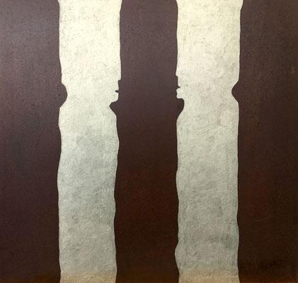 Nummer 15, ca. 50 x 50 cm