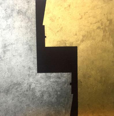 Nummer 7, ca. 50 x 50 cm