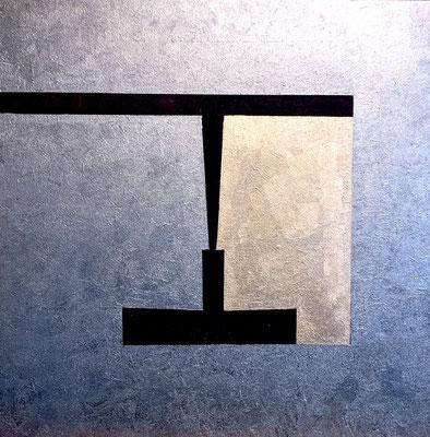 Nummer 3, ca. 50 x 50 cm