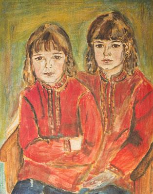 Astrid und Elke
