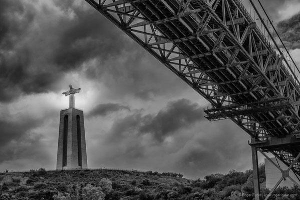 Lissabon: Christus-Statue