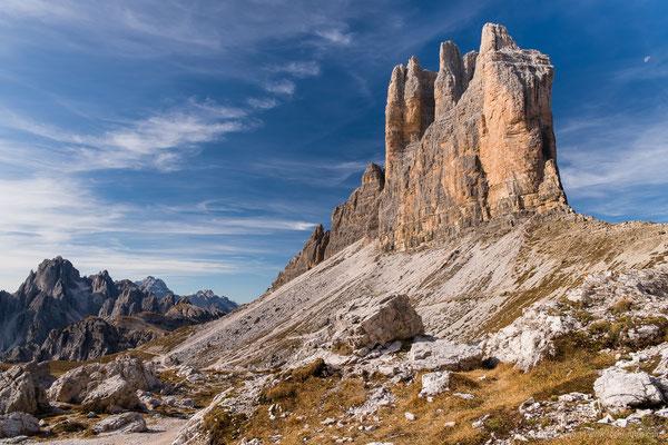 Südtirol: Drei Zinnen (Dolomiten)
