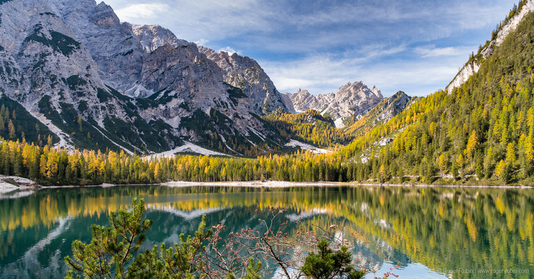 Südtirol: Pragser Wildsee