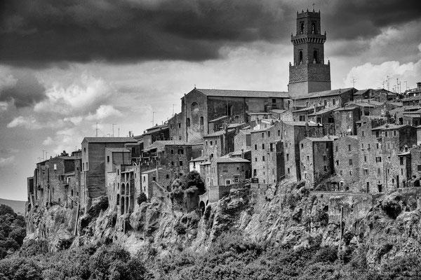 Toscana: Pitigliano