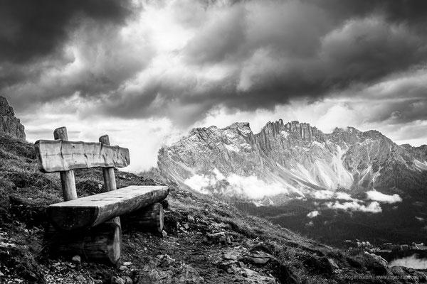Dolomiten (Südtirol): Latemar-Massiv