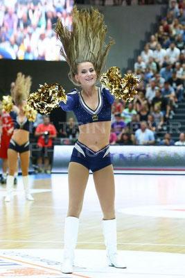 Cheerleader von Alba Berlin