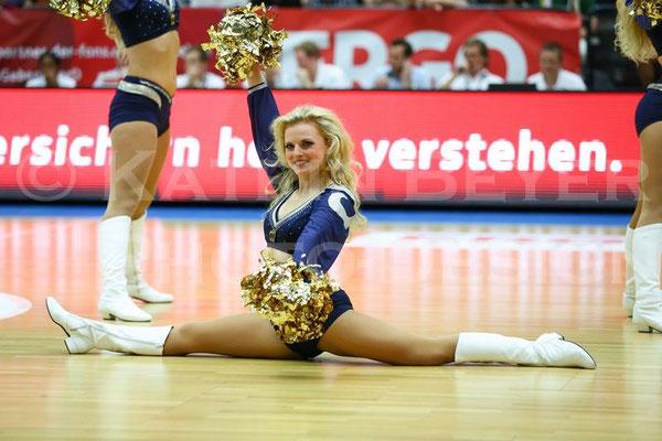 Cheerleader Alba Berlin