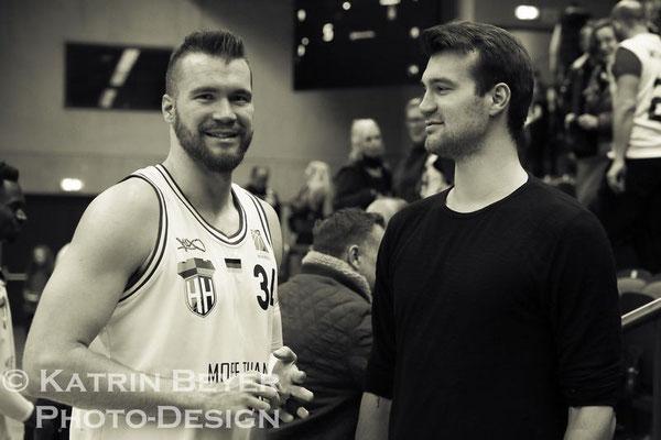 Michael und Andreas Wenzl