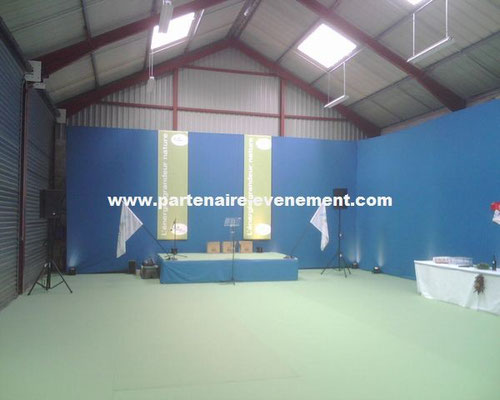 Aménagement garage entrepôt