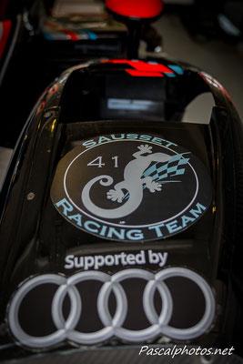 Frederic Sausset ; SRT 41  24 Heures du Mans