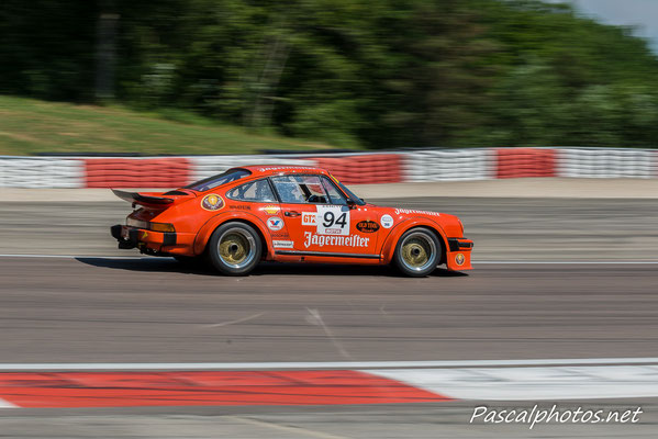 Porsche 3 L RSR grand prix age d'or vhc racing