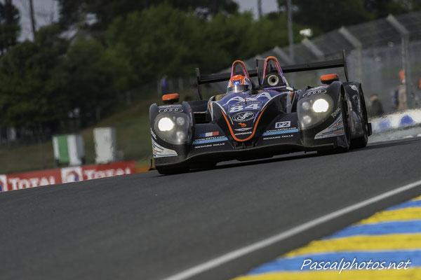 Federic Sausset , SRT41 , 24 Heures du Mans